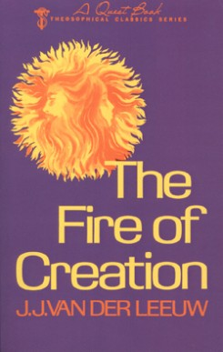 The Fire of Creation: The Power of the Holy Ghost