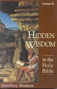 Hidden Wisdom in the Holy Bible: Volume 2