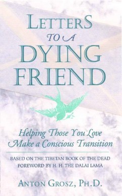 Letters to a Dying Friend: Helping those you love make a conscious Transition