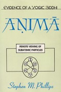 Anima:remote viewing of Subatomic Particles: Evidence of a Yogic Siddhi