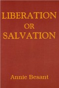 Liberation or Salvation(PM)