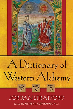 A Dictionary of Western Alchemy